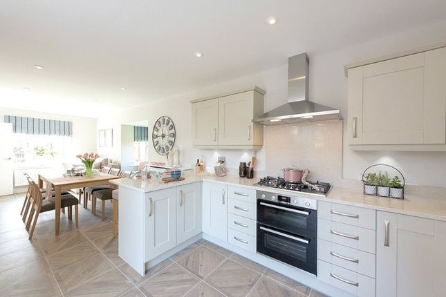 Thumbnail Detached house for sale in Plot 28, Heathcote Grange, Leicester Lane, Great Bowden, Market Harborough