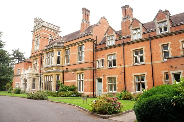 Thumbnail Flat to rent in Chadwick Manor, Warwick Road, Knowle, Solihull