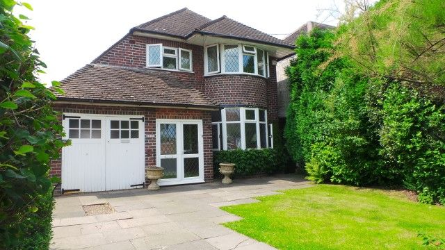 Thumbnail Detached house for sale in Walmley Road, Sutton Coldfield, West Midlands