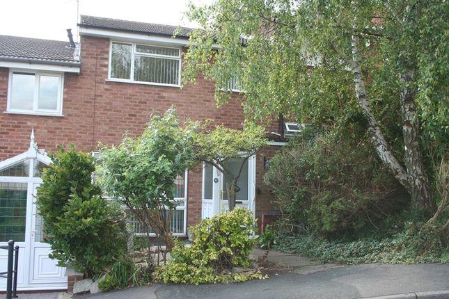 Thumbnail Terraced house to rent in Steepwood Croft, Kings Norton, Birmingham