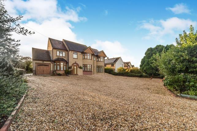 Thumbnail Detached house for sale in Pavenham Road, Oakley, Bedford, Bedfordshire