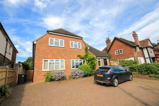 Thumbnail Detached house to rent in Moat Road, East Grinstead