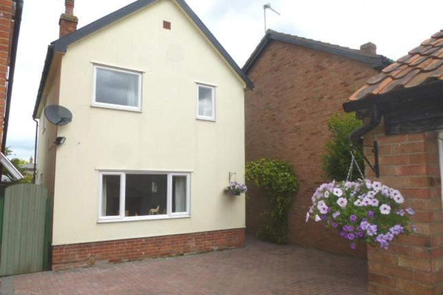 Thumbnail Detached house for sale in Bailiwick Court, East Harling, Norwich