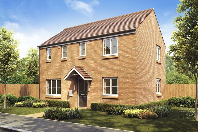 "Thumbnail Semi-detached house for sale in ""The Clayton"" at Appleford Road, Sutton Courtenay, Abingdon"