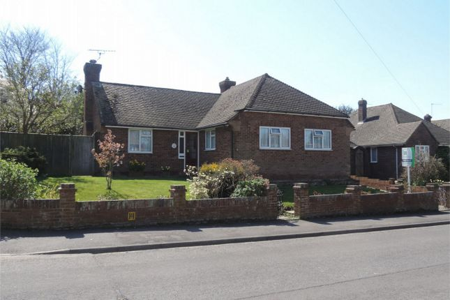 Thumbnail Detached bungalow for sale in St Peters Crescent, Bexhill On Sea, East Sussex