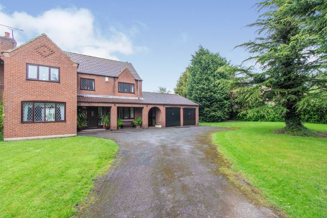 Thumbnail Detached house for sale in Oakwood House, Thorpe In Balne, Doncaster
