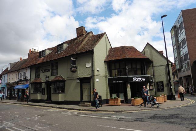 Thumbnail Pub/bar for sale in Aylesbury, Buckinghamshire; Aylesbury