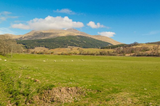 Thumbnail Land for sale in Deer View, Taynuilt