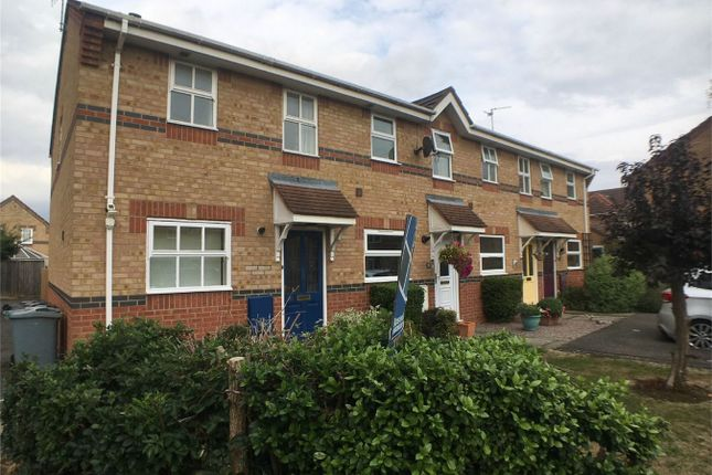 Thumbnail End terrace house to rent in Bryony Way, Deeping St James, Peterborough, Lincolnshire