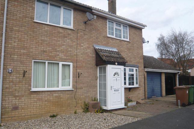 Thumbnail Property to rent in Bevills Close, Doddington, March