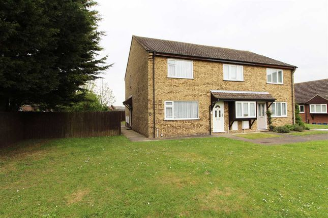 Thumbnail End terrace house for sale in Montbretia Close, Stanway, Colchester