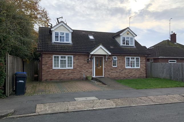 Thumbnail Detached bungalow for sale in Brook Lane Field, Harlow