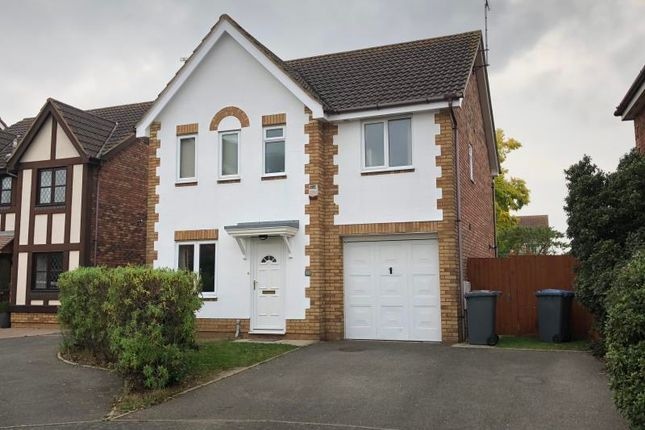 Thumbnail Detached house to rent in Durrant View, Kesgrave, Ipswich