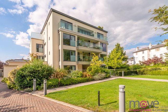 Thumbnail Flat for sale in The Park, Leckhampton, Cheltenham