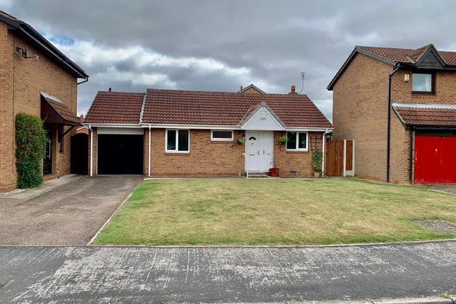Thumbnail Detached bungalow for sale in Thorpehall Road, Kirk Sandall, Doncaster