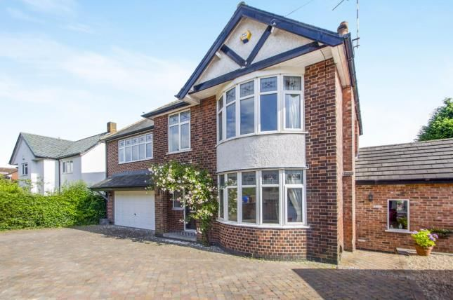 Thumbnail Detached house for sale in Maple Avenue, Sandiacre, Nottingham