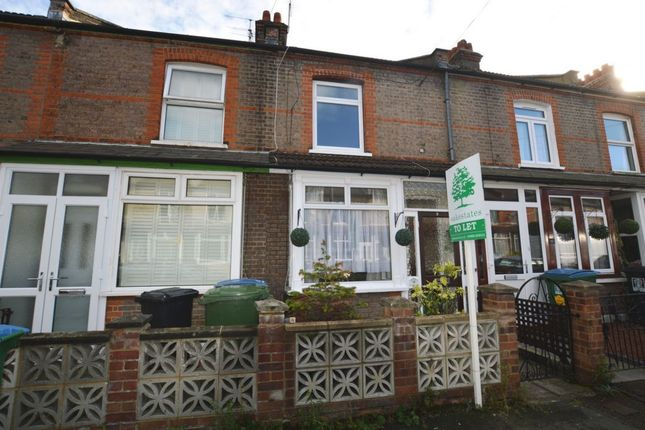 Thumbnail Terraced house to rent in Parker Street, North Watford