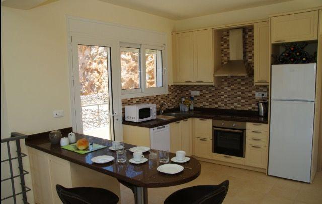 Villa Jasmine Kitchen Area