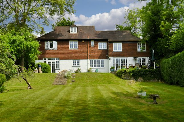 Thumbnail Detached house for sale in Walpole Avenue, Chipstead