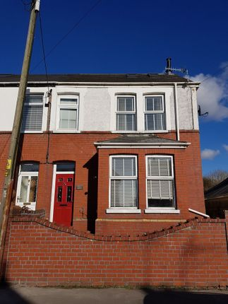 Thumbnail Semi-detached house for sale in Waun Bant Road, Kenfig Hill