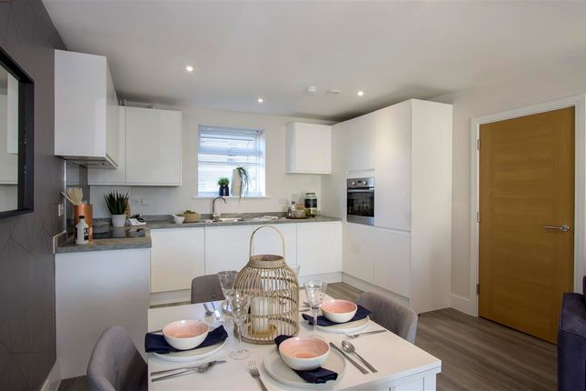 Thumbnail Flat for sale in Plot N20, Wallace House, Carter's Quay, Poole, Dorset