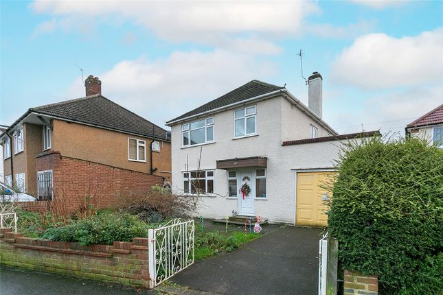 Detached house for sale in Park Avenue, Bushey, Hertfordshire