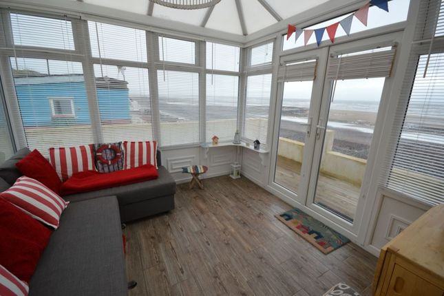 Thumbnail Bungalow for sale in (On The Beach), Braystones, Beckermet