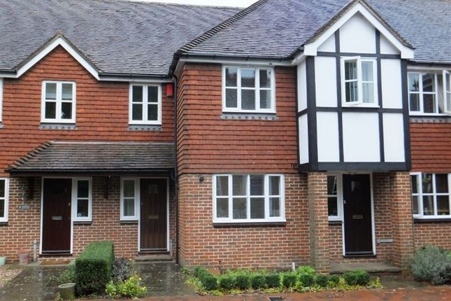 Thumbnail Terraced house to rent in The Green, High Street, Brasted, Westerham
