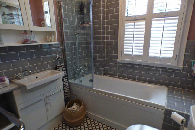 Bathroom of York Road, New Barnet, Barnet EN5