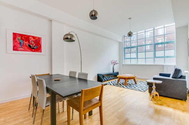2 bed flat to rent in 2 Boss Street, London