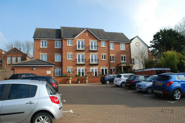 Thumbnail Property for sale in Wilshere Court, Queen Street, Hitchin, Hertfordshire