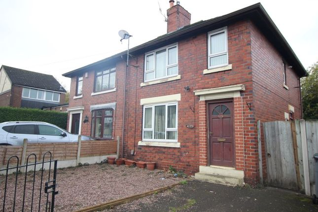 Thumbnail Semi-detached house for sale in Blurton Road, Fenton, Stoke-On-Trent