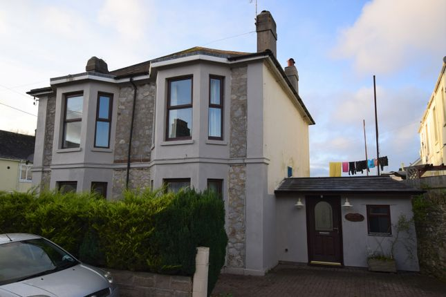 Detached house for sale in Earls Acre, Milehouse, Plymouth, Devon