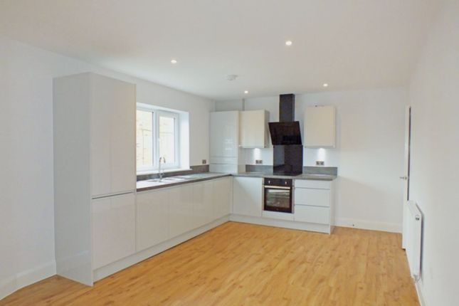 Thumbnail Flat for sale in Park Road, Cheriton