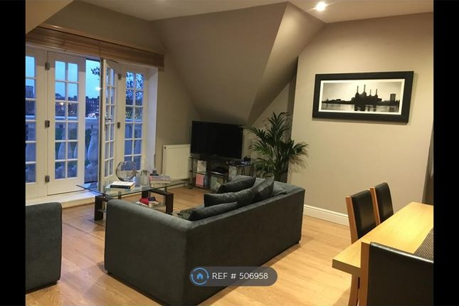 Thumbnail Flat to rent in Streatham Common North, London