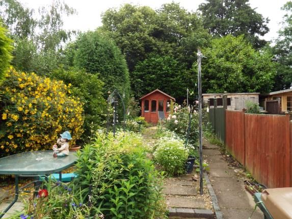 Rear Garden of Woodshires Road, Longford, Coventry, West Midlands CV6