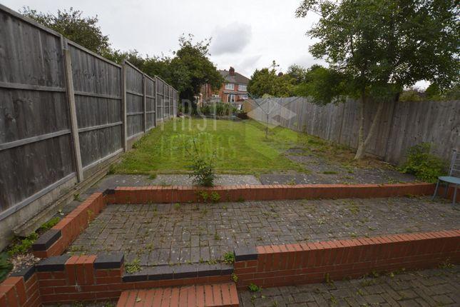 Garden of Gainsborough Road, Clarendon Park LE2
