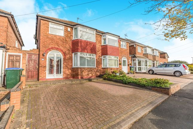 3 bed semi-detached house for sale in Shenstone Road, Great Barr, Birmingham