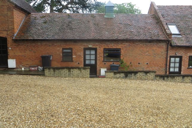 Thumbnail Cottage to rent in Shakespeare Hall, Rowington, Warwickshire