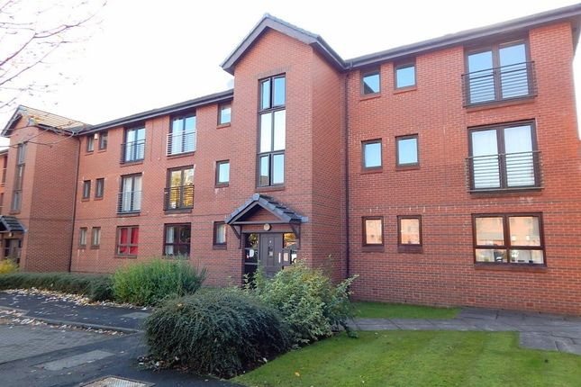 Thumbnail Flat to rent in 6 Sutcliffe Court, Glasgow