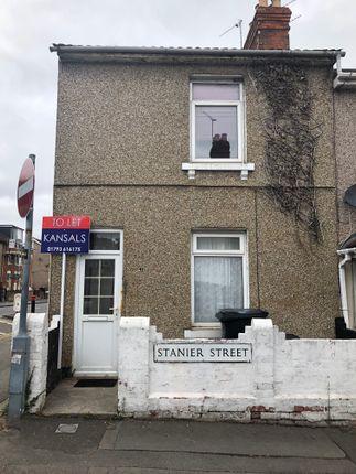 Thumbnail Terraced house to rent in Stanier Street, Swindon