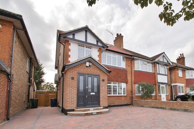 Thumbnail Semi-detached house for sale in Gibbon Road, London