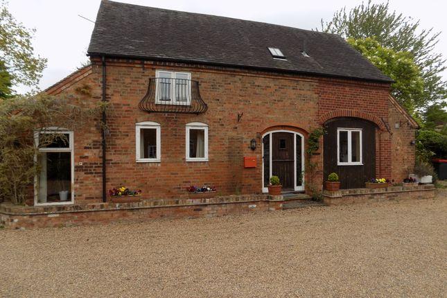 Thumbnail Barn conversion to rent in Shawbury Lane, Shustoke