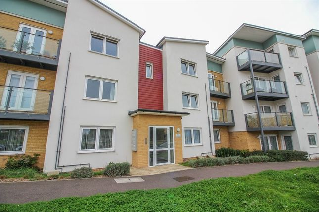 Thumbnail Flat for sale in Bowhill Way, Harlow, Essex