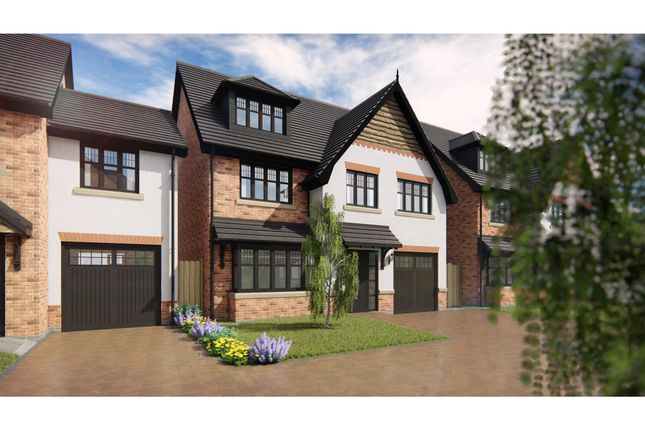 Thumbnail Detached house for sale in Neachells Lane, Willenhall