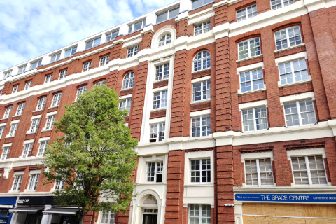 2 bed flat to rent in Judd Street, London WC1H