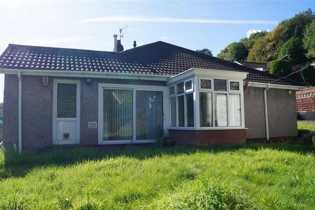 Thumbnail Semi-detached bungalow for sale in Tanybryn, Penrhiwceiber, Mountain Ash