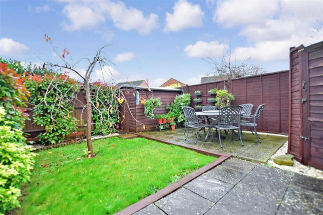 Thumbnail End terrace house for sale in The Oaks, Southwater, Horsham, West Sussex
