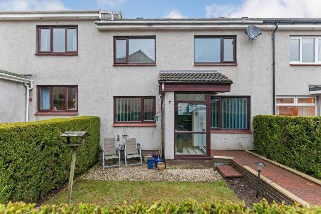 Front of Roxburgh Drive, Bearsden, Glasgow, East Dunbartonshire G61