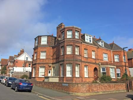 Thumbnail Block of flats for sale in 17 Hartfield Road, Eastbourne, East Sussex